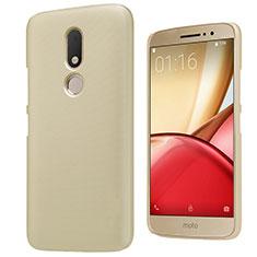 Motorola Moto M XT1662用ハードケース プラスチック 質感もマット モトローラ ゴールド