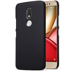 Motorola Moto M XT1662用ハードケース プラスチック 質感もマット モトローラ ブラック