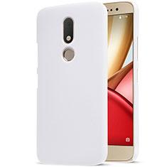 Motorola Moto M XT1662用ハードケース プラスチック 質感もマット モトローラ ホワイト