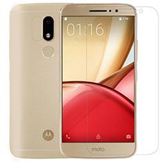 Motorola Moto M XT1662用強化ガラス 液晶保護フィルム モトローラ クリア