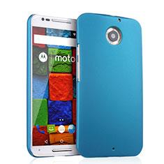 Motorola Moto X (2世代)用ハードケース プラスチック 質感もマット モトローラ ブルー