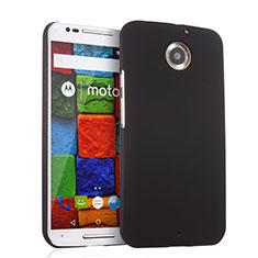 Motorola Moto X (2世代)用ハードケース プラスチック 質感もマット モトローラ ブラック