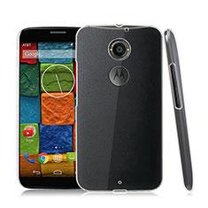 Motorola Moto X (2世代)用ハードケース クリスタル クリア透明 モトローラ クリア