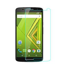 Motorola Moto X Play用強化ガラス 液晶保護フィルム モトローラ クリア