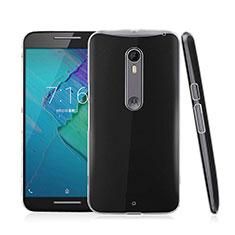 Motorola Moto X Style用ハードケース クリスタル クリア透明 モトローラ クリア