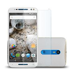 Motorola Moto X Style用強化ガラス 液晶保護フィルム モトローラ クリア