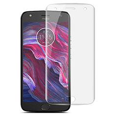 Motorola Moto X4用強化ガラス 液晶保護フィルム モトローラ クリア