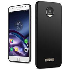 Motorola Moto Z用極薄ソフトケース シリコンケース 耐衝撃 全面保護 モトローラ ブラック