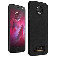 Motorola Moto Z Play用ハードケース カバー プラスチック モトローラ ブラック