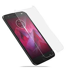 Motorola Moto Z Play用強化ガラス 液晶保護フィルム モトローラ クリア