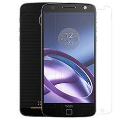Motorola Moto Z Play用高光沢 液晶保護フィルム 背面保護フィルム同梱 モトローラ クリア