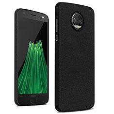 Motorola Moto Z2 Force用ハードケース カバー プラスチック モトローラ ブラック