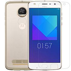Motorola Moto Z2 Play用強化ガラス 液晶保護フィルム モトローラ クリア