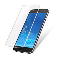 Motorola Moto Z2 Play用強化ガラス 液晶保護フィルム T01 モトローラ クリア