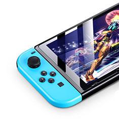 Nintendo Switch用強化ガラス 液晶保護フィルム T01 Nintendo クリア