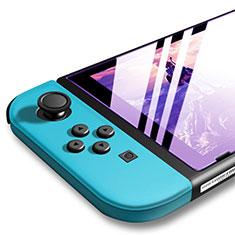 Nintendo Switch用アンチグレア ブルーライト 強化ガラス 液晶保護フィルム Nintendo クリア