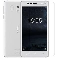 Nokia 3用強化ガラス 液晶保護フィルム ノキア クリア