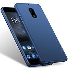 Nokia 6用ハードケース プラスチック 質感もマット ノキア ネイビー