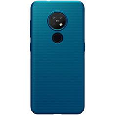 Nokia 7.2用ハードケース プラスチック 質感もマット カバー M01 ノキア ネイビー