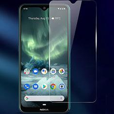 Nokia 7.2用強化ガラス 液晶保護フィルム ノキア クリア