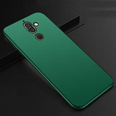 Nokia 7 Plus用極薄ソフトケース シリコンケース 耐衝撃 全面保護 S01 ノキア シアン