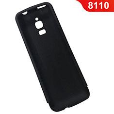 Nokia 8110 (2018)用極薄ソフトケース シリコンケース 耐衝撃 全面保護 ノキア ブラック