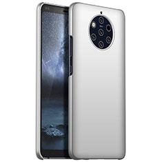 Nokia 9 PureView用ハードケース プラスチック 質感もマット M01 ノキア シルバー