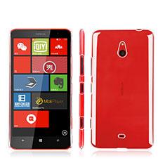 Nokia Lumia 1320用ハードケース クリスタル クリア透明 ノキア クリア
