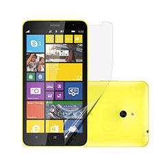 Nokia Lumia 1320用高光沢 液晶保護フィルム ノキア クリア