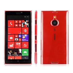 Nokia Lumia 1520用ハードケース クリスタル クリア透明 ノキア クリア