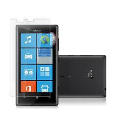 Nokia Lumia 720用高光沢 液晶保護フィルム ノキア クリア