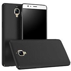 OnePlus 3用ハードケース プラスチック 質感もマット M01 OnePlus ブラック