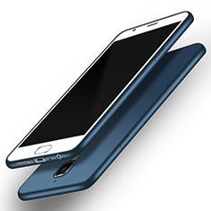 OnePlus 3用極薄ソフトケース シリコンケース 耐衝撃 全面保護 OnePlus ネイビー