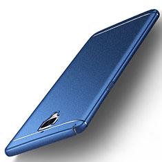 OnePlus 3用ハードケース カバー プラスチック OnePlus ネイビー