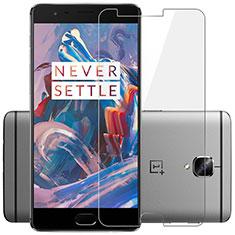 OnePlus 3用強化ガラス 液晶保護フィルム T01 OnePlus クリア
