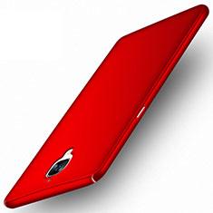 OnePlus 3T用ハードケース プラスチック 質感もマット OnePlus レッド