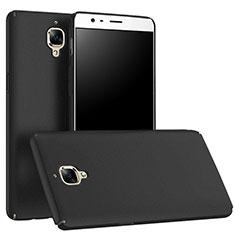 OnePlus 3T用ハードケース プラスチック 質感もマット M01 OnePlus ブラック