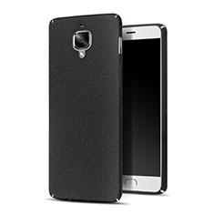 OnePlus 3T用ハードケース カバー プラスチック OnePlus ブラック