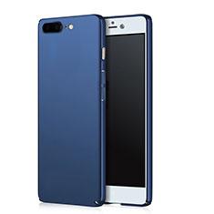 OnePlus 5用ハードケース プラスチック 質感もマット OnePlus ネイビー
