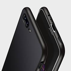OnePlus 5用シリコンケース ソフトタッチラバー OnePlus ブラック