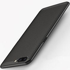 OnePlus 5用ハードケース プラスチック メッシュ デザイン OnePlus ブラック