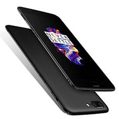 OnePlus 5用ハードケース プラスチック 質感もマット M01 OnePlus ブラック