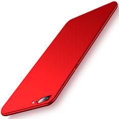 OnePlus 5用ハードケース プラスチック 質感もマット M02 OnePlus レッド