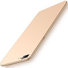 OnePlus 5用ハードケース プラスチック 質感もマット M02 OnePlus ゴールド