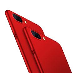 OnePlus 5用ハードケース プラスチック 質感もマット M05 OnePlus レッド
