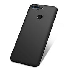 OnePlus 5T A5010用極薄ソフトケース シリコンケース 耐衝撃 全面保護 S01 OnePlus ブラック