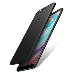 OnePlus 5T A5010用ハードケース プラスチック 質感もマット M02 OnePlus ブラック