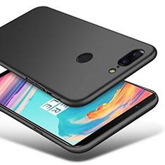 OnePlus 5T A5010用ハードケース プラスチック 質感もマット M03 OnePlus ブラック