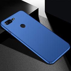 OnePlus 5T A5010用ハードケース プラスチック 質感もマット M05 OnePlus ネイビー
