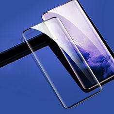 OnePlus 7 Pro用強化ガラス フル液晶保護フィルム OnePlus ブラック